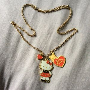 Sanrio Jewelry - Hello Kitty Charm Necklace